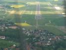 Landeanflug Braunschweig Wagum